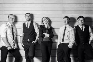 Crosstown Wedding Band for hire with www.irishweddingpages.ie